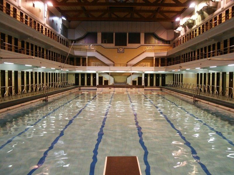 art deco interieur zwembad