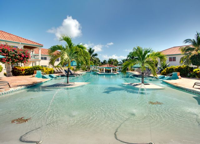 A beach resort off Belize's coast, with select boat transfers to San Pedro, a choice of spacious suites and more