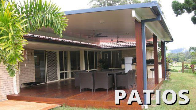 Patio Builders Brisbane   Just Patios