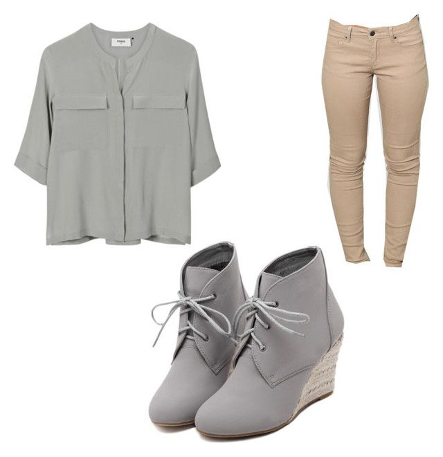 """""""Untitled #124"""" by balletdog on Polyvore featuring PYRUS, WithChic, women's clothing, women's fashion, women, female, woman, misses and juniors"""