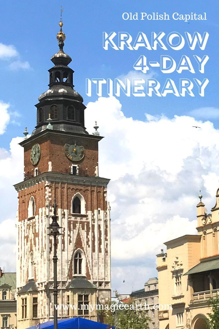 Weekend Itinerary for Krakow, Poland