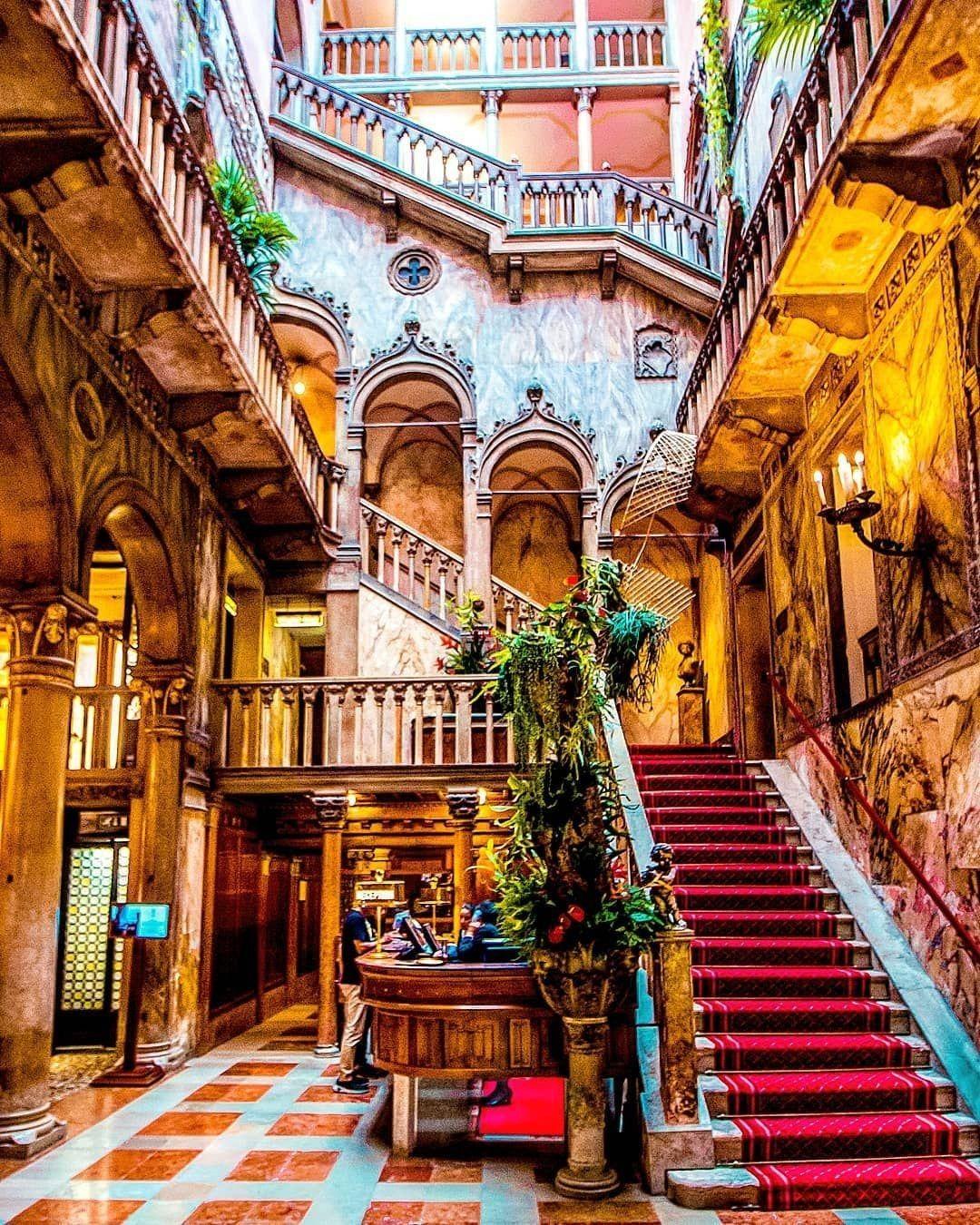 Hotel Danieli & Venice & italy...
