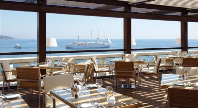 Le Virage Restaurant Monte Carlo Monaco