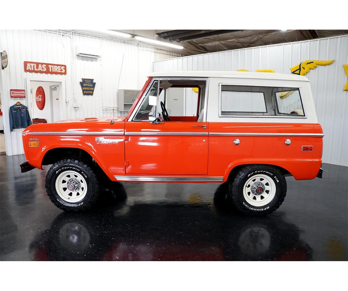 1970 Ford Bronco Cc 1335620 For Sale In Homer City Pennsylvania