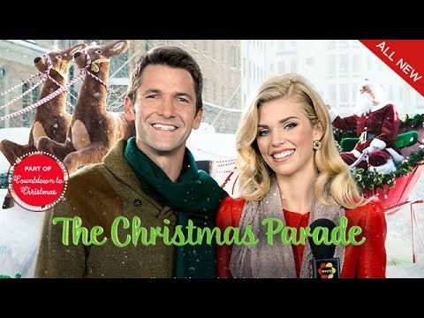 The Christmas Parade Hallmark.The Christmas Parade Stars Annalynne Mccord Jefferson Brown And
