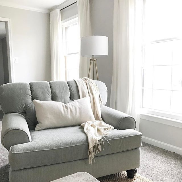Best Agreeable Gray At 50 With Images Living Room Grey 400 x 300