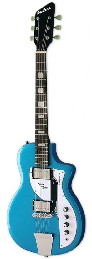 Eastwood Airline Twin-Tone - my 2nd Airline