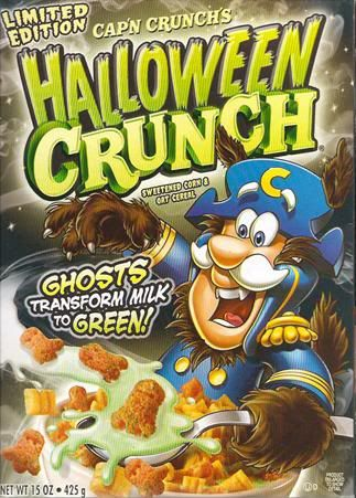 capn crunchs halloween crunch - Captain Crunch Halloween