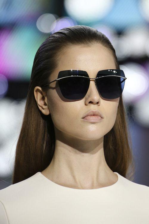 4ad94c56164 Dior A W 2014 15 sunglasses PFW Christian Dior Paris
