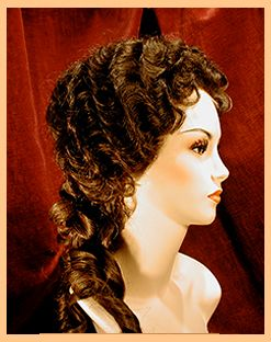 types of haircut period wigs period wigs 1770 s s this is the type 1770