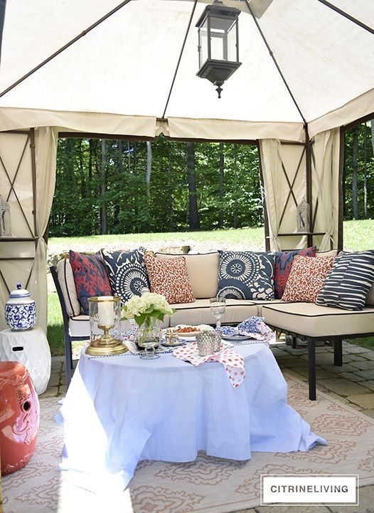 Enjoy a relaxing getaway for two in your own back yard
