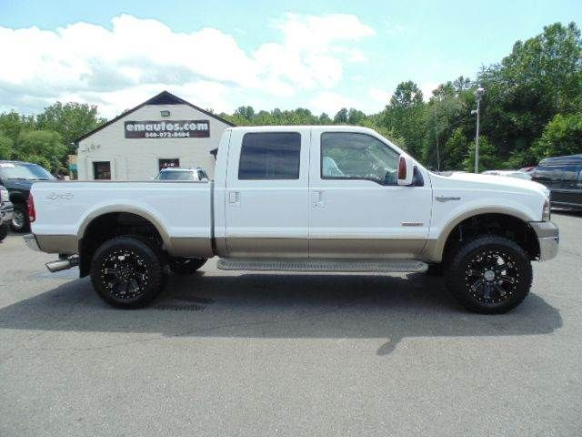 Www Emautos Com Upgraded 2005 Ford F 250 Super Duty King Ranch