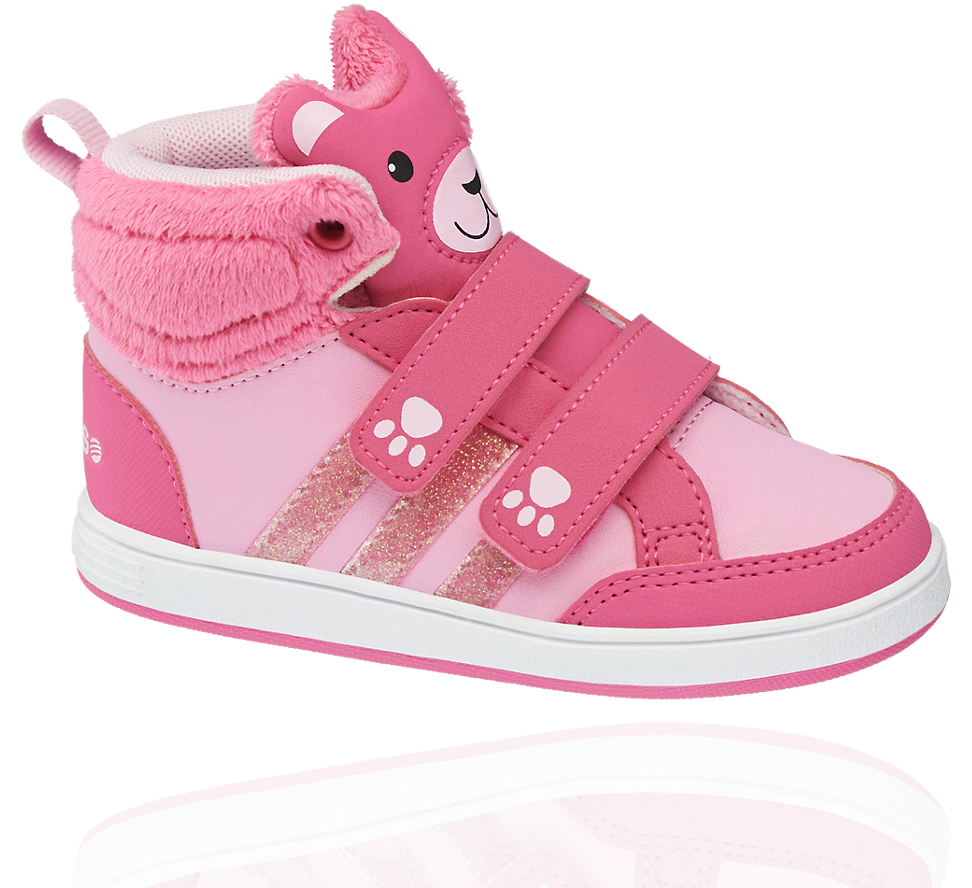 Infants Adidas Neo Bbbear Mid Shoes
