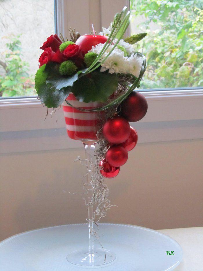 duo de l avent floral bleuette010 skyrock floral floral noel deco noel
