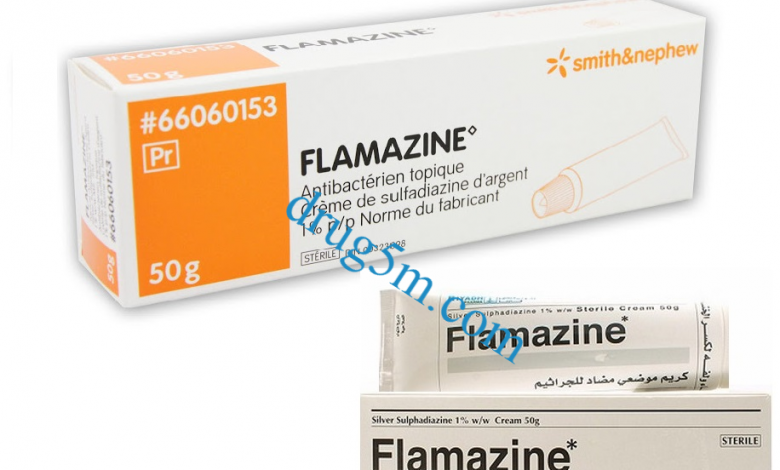 Flamazine فلامازين Personal Care Person Toothpaste