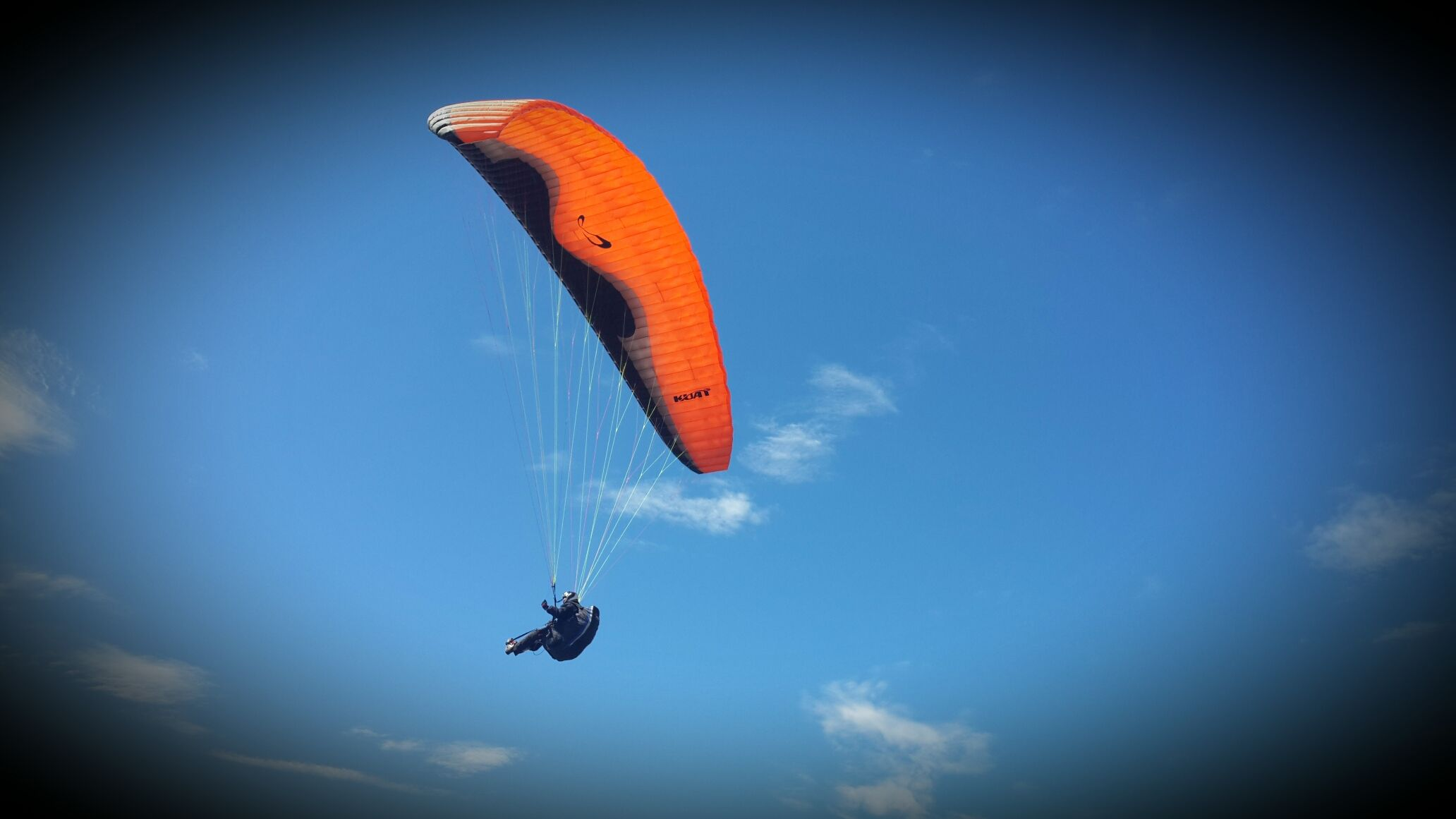 Paragliding, the most amazing sport in the world!