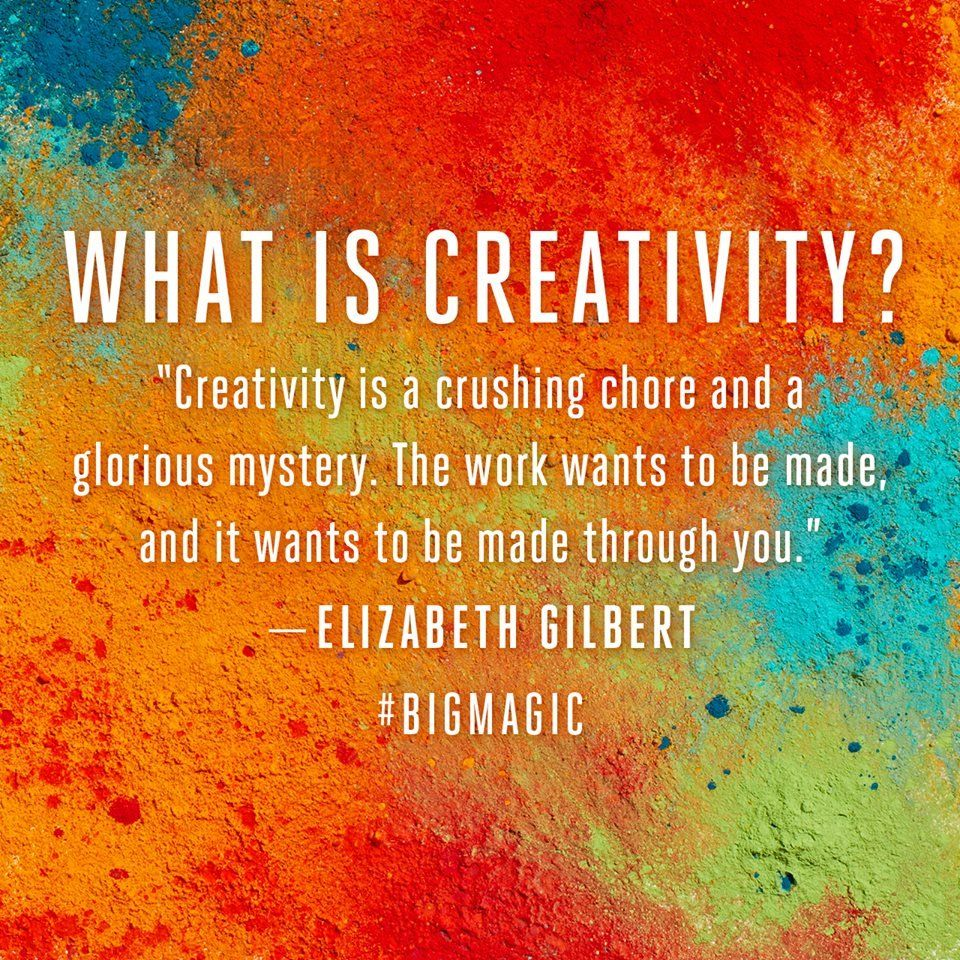 31 motivational quotes from elizabeth gilberts big magic 31 motivational quotes from elizabeth gilberts big magic fandeluxe Choice Image