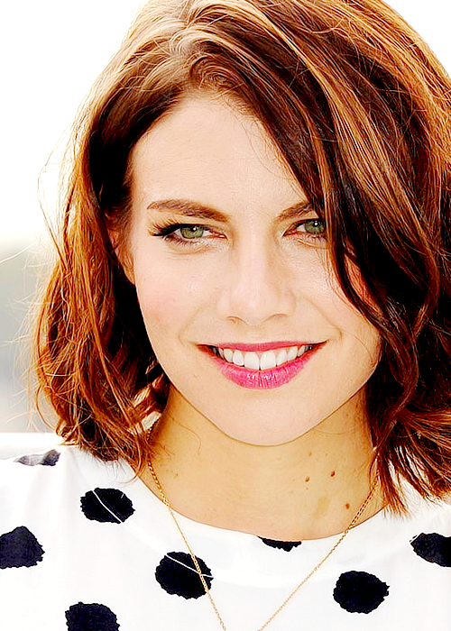Lauren Cohan, Sdcc 14  The Walking Dead  Lauren Cohan -3560