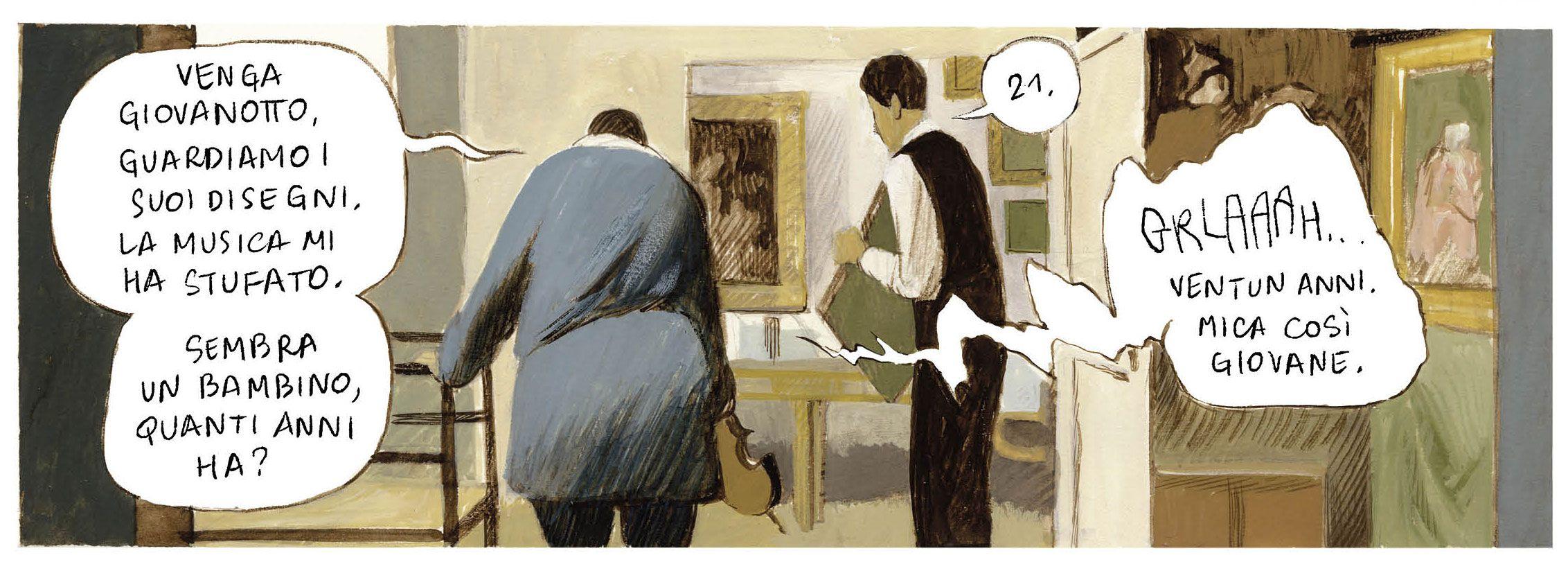 Degas incontra Dominique Ingres (p. 22)