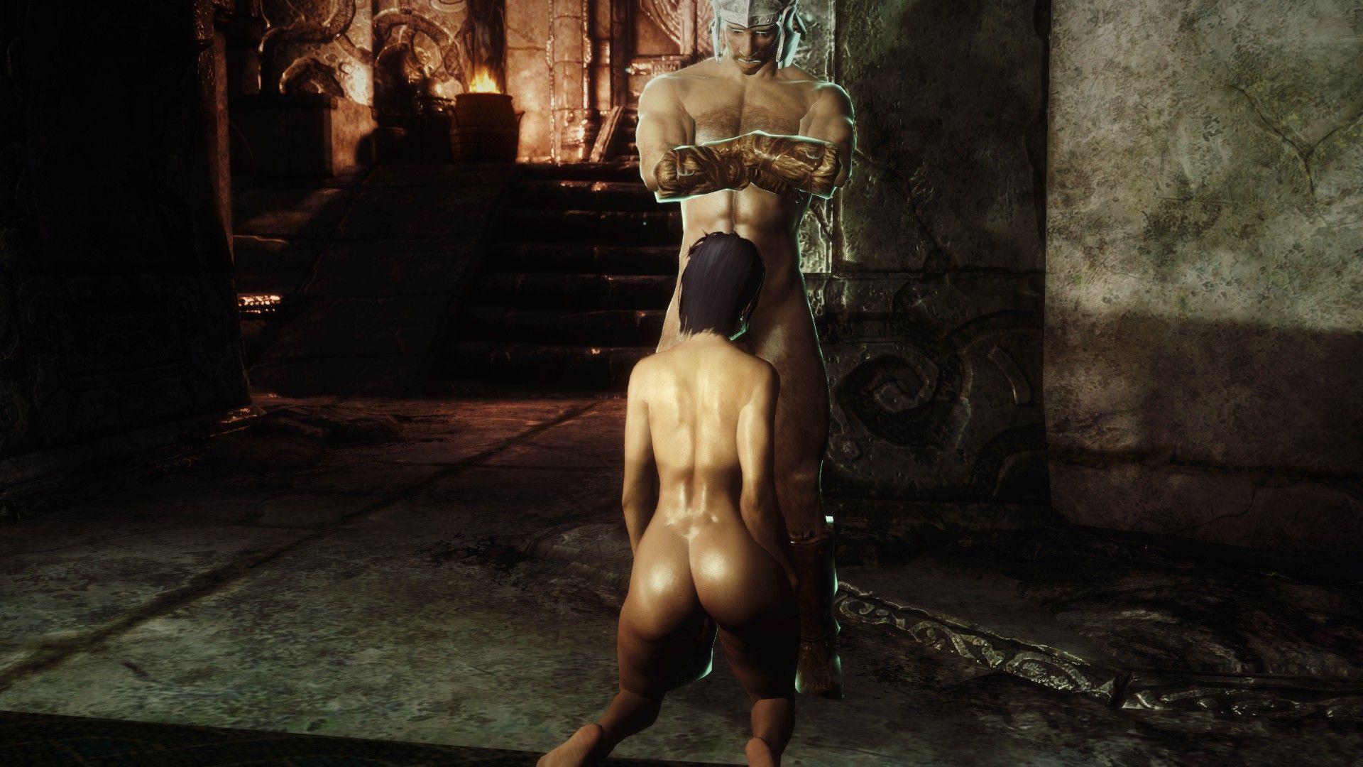 Скайрим моды на миньет во время секса