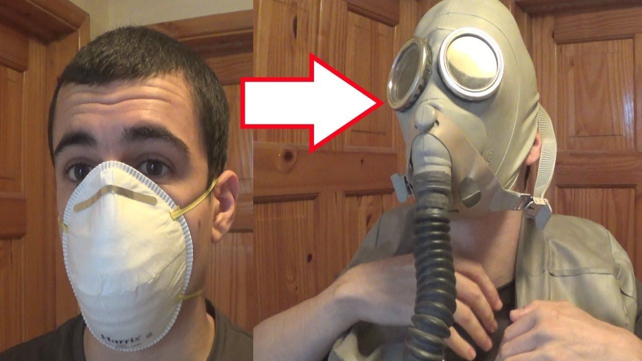 Levels of respirator protection best gas mask gas mask