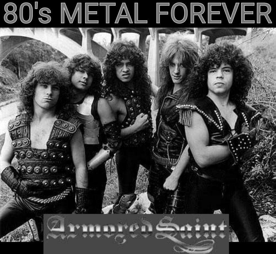 Armored Saint | Thrash metal, Heavy metal, 80s heavy metal