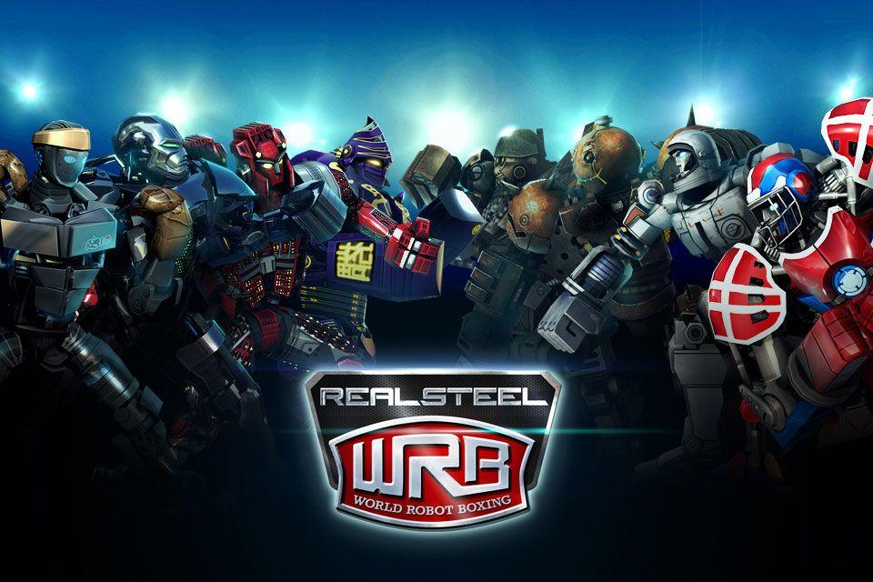 Download Real Steel World Robot Boxing miễn phí – game Tay đấm thép trên mobile. Game Real Steel World Robot Boxing giới thiệu đến người chơi 32 cỗ máy chiến…