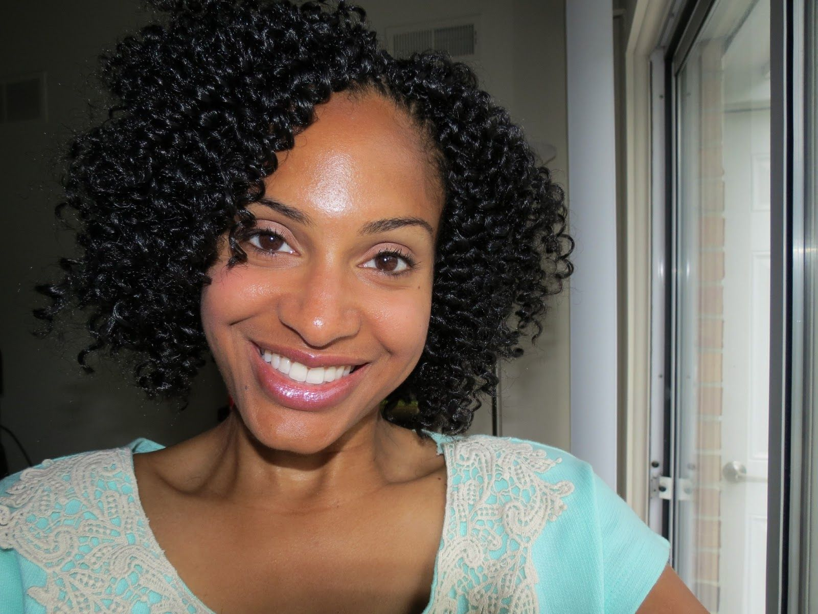 crochet braids with human hair | ... ...It's so much easier to keep my hair healthy with these crochet