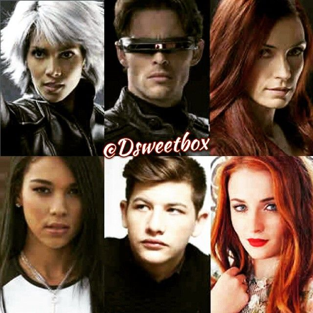 X Men Apocalypse Cast Updates Meet The Young Stars To Play Storm Cyclops And Jean Grey X Man Cast Apocalypse Cast X Men Apocalypse
