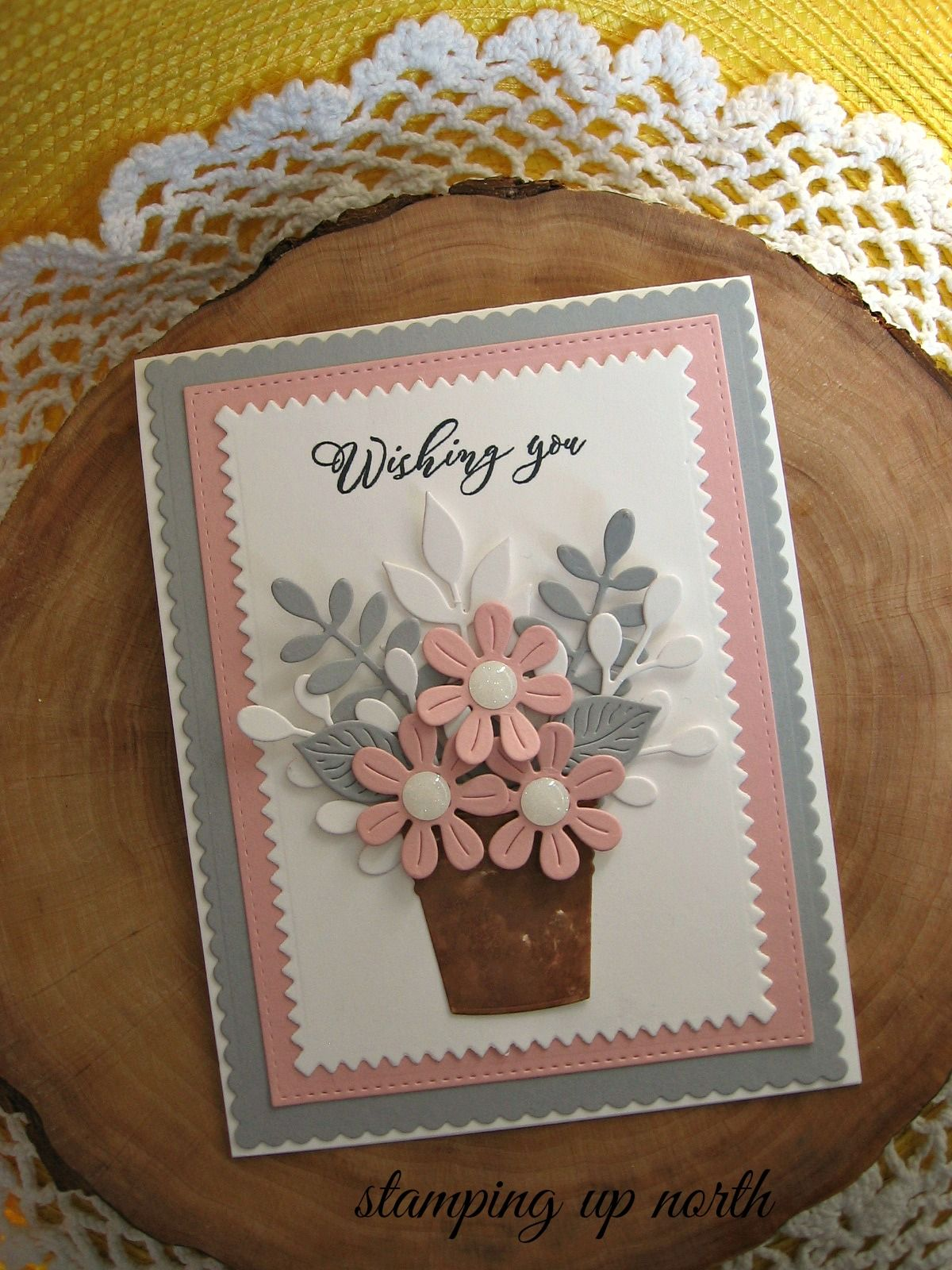 Cheery Lynn Whimsical Flowers for the Paper Player