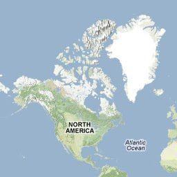 Elevation Map Latitudelongitude Of Your City Or Address - Find elevation by address