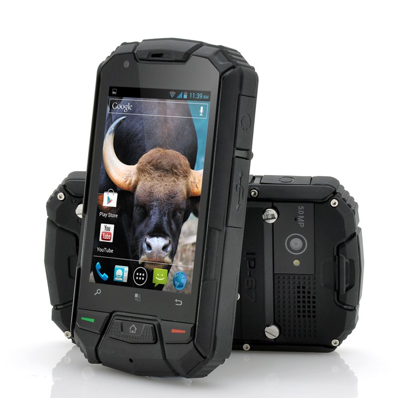 3 5 Inch Ruggedized Android Dual Core Phone Gaur