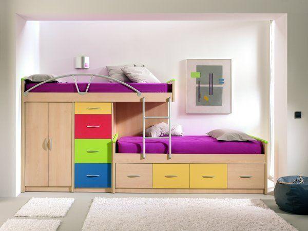 Camarote para ni os y jovenes nuestromercado red de for Decoracion de cuarto para ninas gemelas