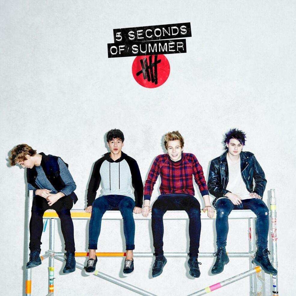 5 Seconds Of Summer 5 Seconds Of Summer 1st Full Album 2014