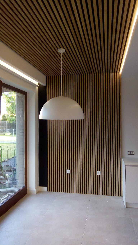 Panele Scienne Listewki Scienne Dab G K Interior Home Decor Interior Architecture House Design
