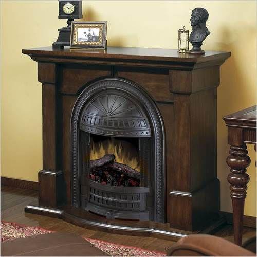 Dimplex Maestro Brockton Electric Fireplace - Walnut Products