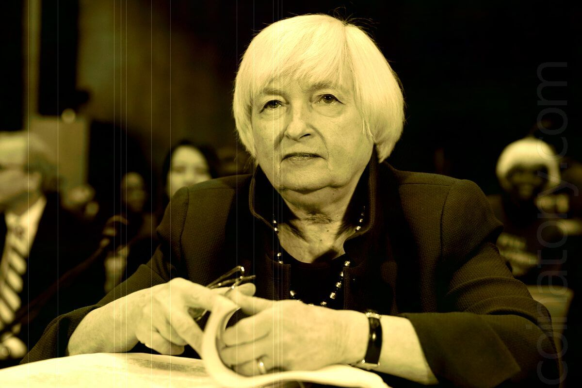 The Former Head Of The Us Federal Reserve Janet Yellen Thinks Bitcoin Is A Useless Asset In One Of Her Last Speeche Viral Post Math Pictures Blogger Support