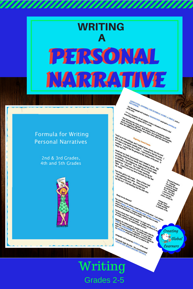 personal narrative about moving