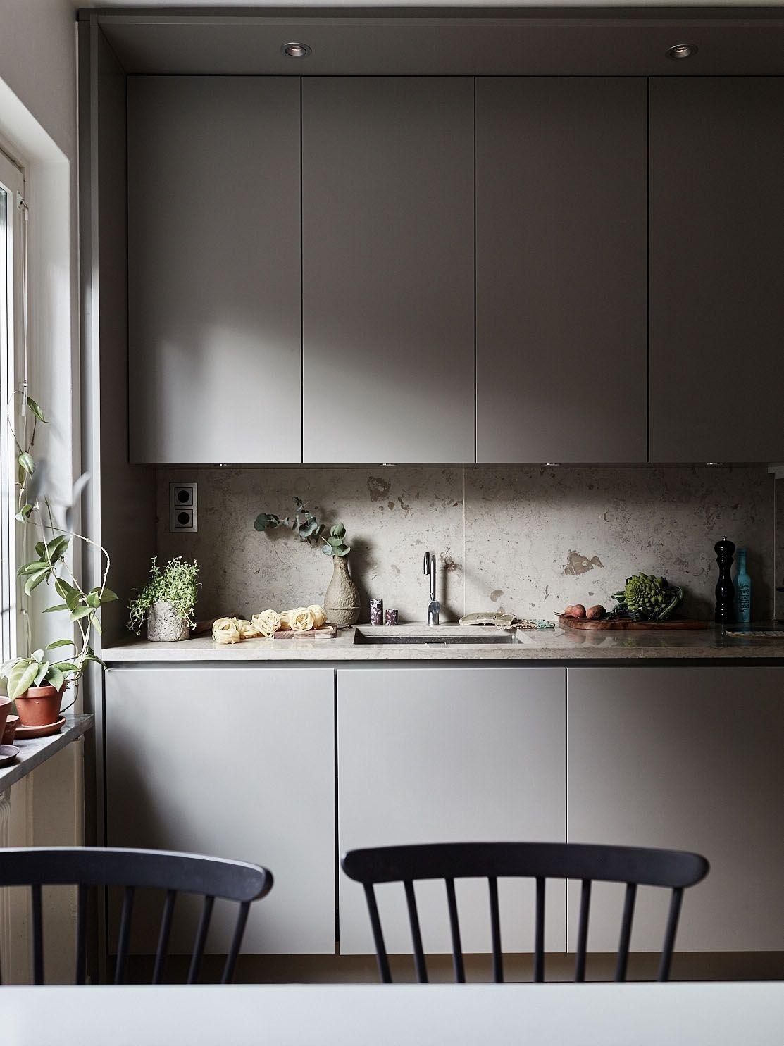 Gravity Home Modern Kitchen Design Kitchen Interior Appartment Decor