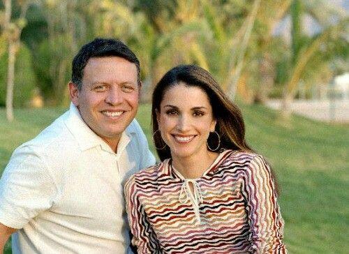 Happy 54th Birthday to King Abdullah II of Jordan and Happy 11th Birthday to Prince Hashem of Jordan!  B. January 30, 1962 and B. January 30, 2005