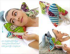 Relajante, terapéutico Cuello Almohada-A Favorito de los Fans! | Sew4Home