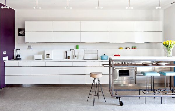 A 'vacation Cottage' In Red Hook Brooklyn On Location  Ikea Endearing Kitchen Cabinet Design Ikea Inspiration Design