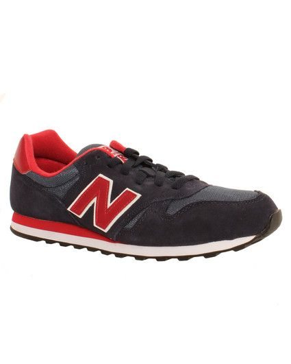 new balance red trainers