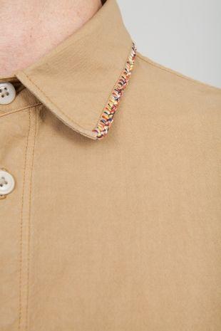Tip Shirt - Light Sand | Shirting