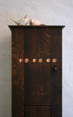 hauser weltberuhmter popstars, mid-century modern lucite grandfather clock mid century moderna, Design ideen