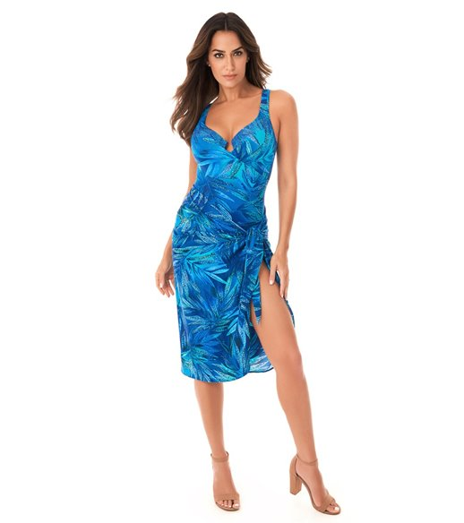 Bathing Suit Cover Ups Wraps At Swimoutlet Com In 2020 Cocktail Dress Dresses Fashion