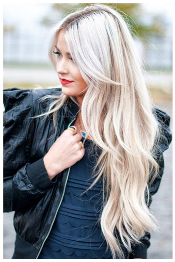 Really Long Haircuts trendy styles