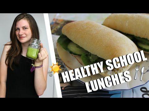 (67) BACK TO SCHOOL lunch ideeën ♡ - YouTube