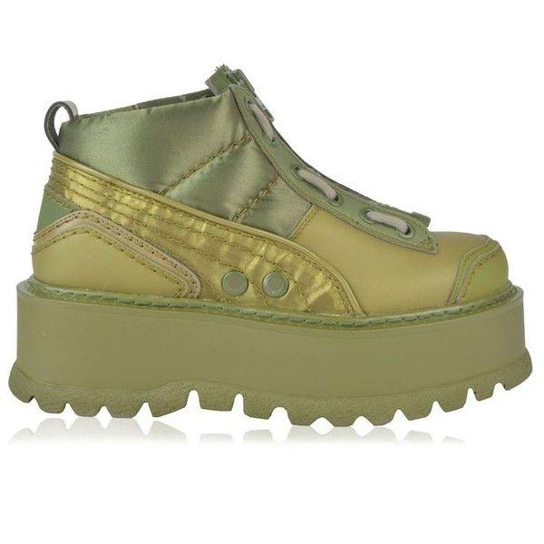 fenty puma by rihanna platform sneaker boot
