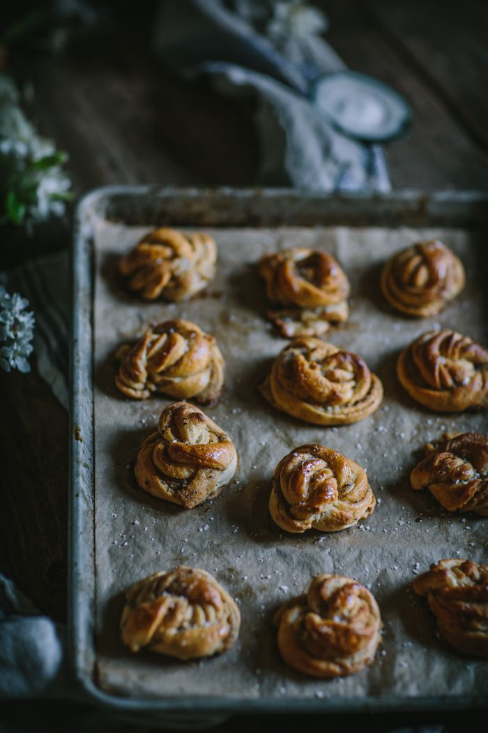 Salted Swedish Cardamom Buns   Adventures in Cooking